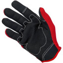 Biltwell Moto glove Red/black
