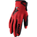 Thor Sector glove Red