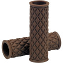 Biltwell Alumi-core grips sleeves Chocolate