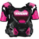 Thor Women's Guardian MX-roost guard Black/pink
