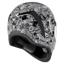 Icon Airform Chantilly helmet White