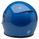 Biltwell Lane Splitter helmet Gloss Tahoe blue