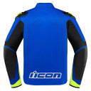 Icon Overlord SB2 Prime jacket Blue