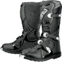 Moose Racing M1 lasten saappaat Black